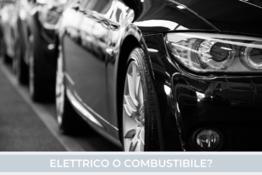 Motore elettrico o a combustibile. Quale conviene