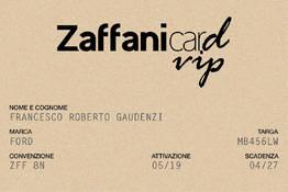 Zaffani Card