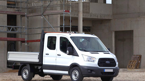 TRANSIT CHASSIS CABS
