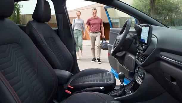 Nuova Ford Puma il crossover Ford